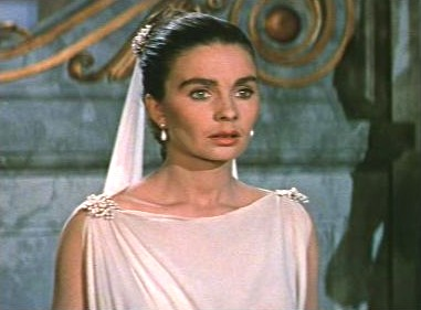 Jean Simmons in The Robe