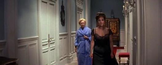 Margaret intercepts Lisa