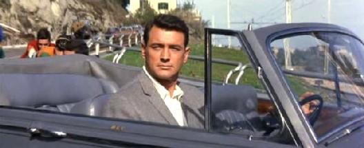 Robert Talbot drives down to his Italian villa...
