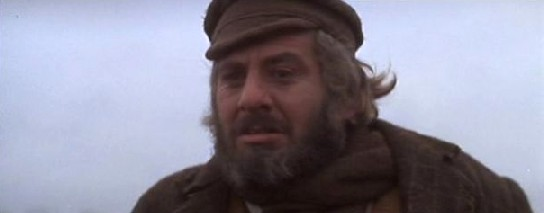 Topol as Tevye in Fiddler on the Roof