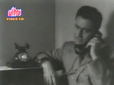 Shekhar receives a mysterious phone call