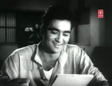 Sunil Dutt in Chhaya