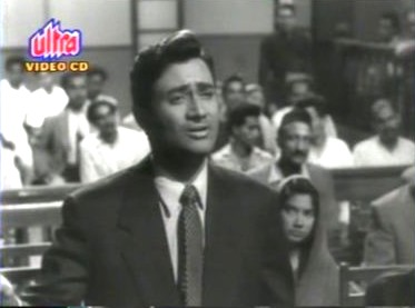 Dev Anand in CID