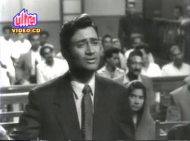 Dev Anand in CID