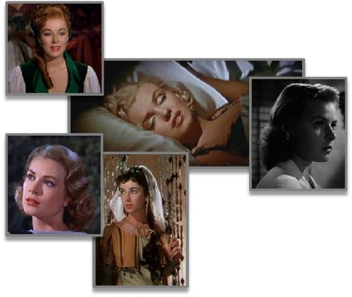 Hollywood's classic beauties