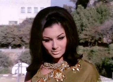 Sharmila Tagore in An Evening in Paris