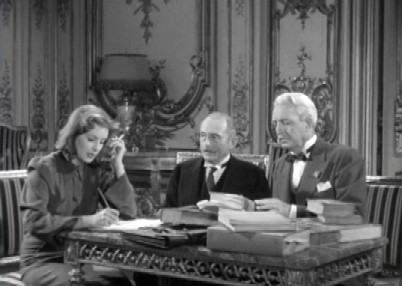 Ninotchka meets the French lawyer