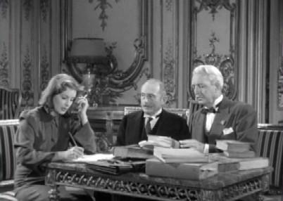 Ninotchka meets the French lawyer