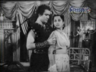 Premnath and Bina Rai in Aurat