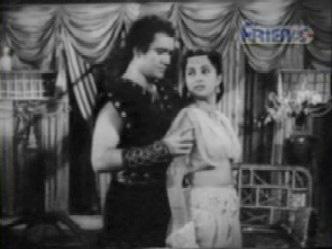 Premnath and Bina Rai in Aurat