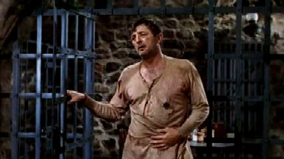 Mitchum as J P Harrah in El Dorado