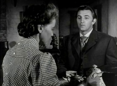 Mitchum as Jeb Rand in Pursued
