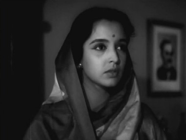 Leela Naidu in and as Anuradha