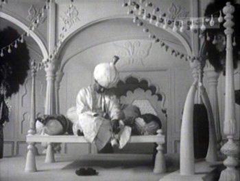 ...who put the raja to sleep