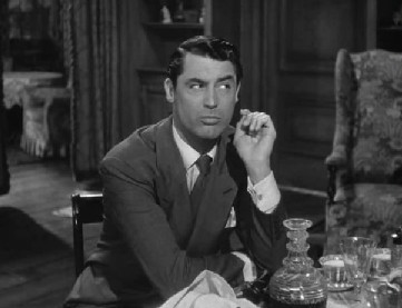 Cary Grant in Arsenic and Old Lace
