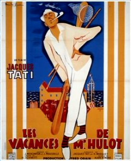 Les Vacances de Monsieur Hulot - poster