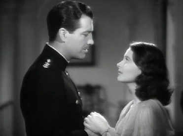 Robert Taylor and Vivien Leigh in Waterloo Bridge