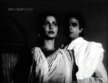 Jaba with her betrothed, Supavitra