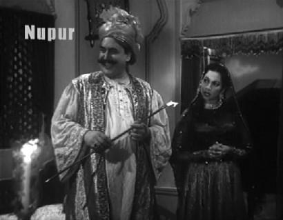 The kotwal enlightens Chaudhvin Begum