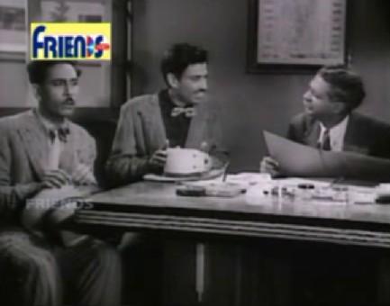 Sohan and Mohan getting ready to swindle Seth Shyam Sunder