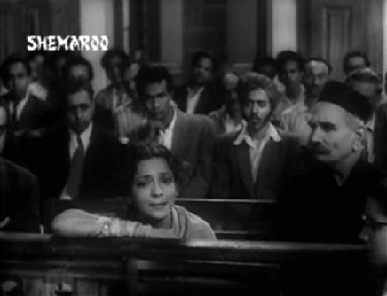 Kalidas's wife in court