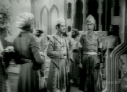 Shirazi arrives in Shahjahan's court