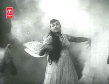Madhukar, pretending to be a fairy