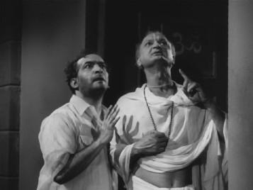 Shashank Babu and his neighbour