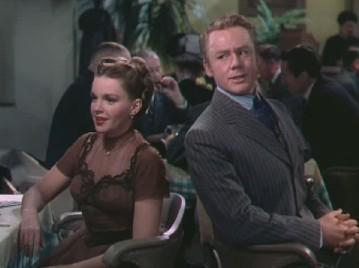 Van Johnson and Judy Garland in In the Good Old Summertime