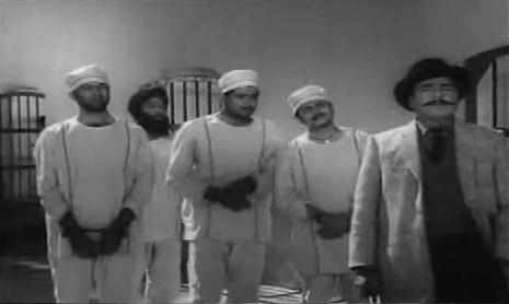 The jailor talks to Bhagat Singh & Co.