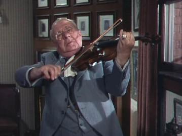 Mr Oberkugen and his Stradivarius