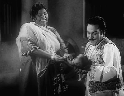 Bindu becomes a mother