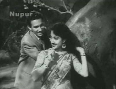 The lovebirds, Sunil and Sarita