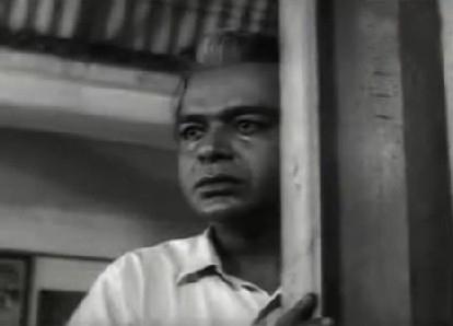 The final scene in Anupama