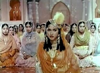 Jurm-e-ulfat pe, from Taj Mahal