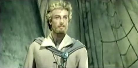 Oleg Strezhinov as Afanasi Nikitin