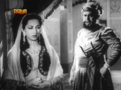 Afsar-ud-Daulah starts putting pressure on Meherbano to marry