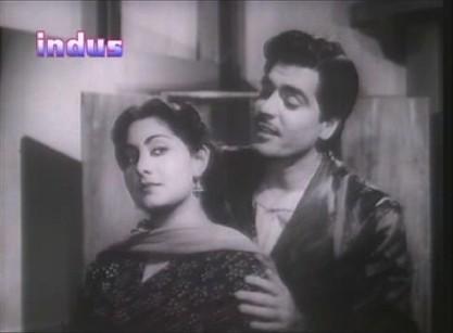 Ajit and Meena Shorey in Dholak