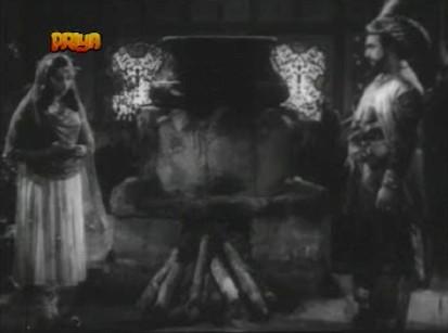 Afsar-ud-Daulah takes Meherbano to task