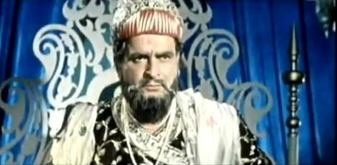 Mahmud Gavan grants Nikitin an audience