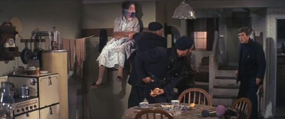 Muriel Everett gets tied up