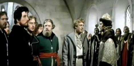 ...tells the Tver merchants to go to India