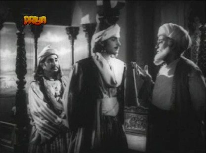 Arif offers to present Gul Mirza to Afsar-ud-Daulah