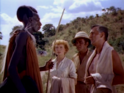 They meet Umbopa