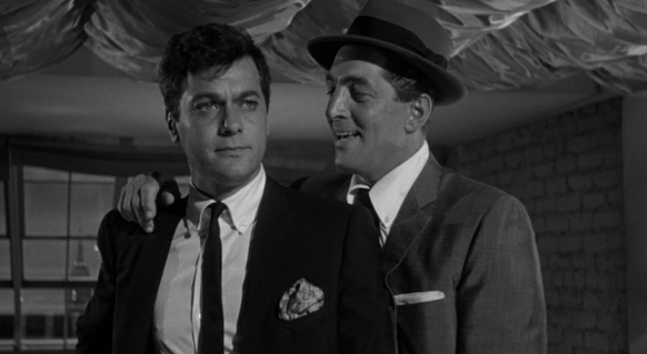 Tony Curtis and Dean Martin in Who Was That Lady?