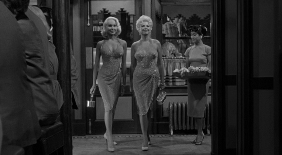 The Coogle sisters arrive at Lee Wong's