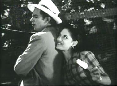 Johnny Walker and Noor in Aar Paar