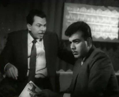 Johnny Walker and Mehmood in Chhote Nawab