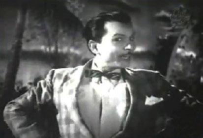 Johnny Walker as Parker in Mai Baap