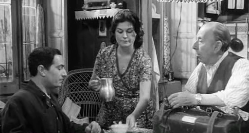 Jose Luis goes to Amadeo's house, and meets Carmen